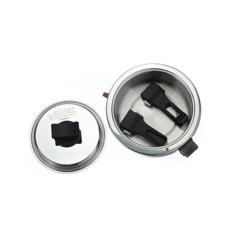 BAROCOOK - BC-009 - 1400ml (Pressure Pot - With Lid) Flameless PRESSURE Cooking System - packed up