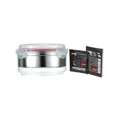 BAROCOOK - BC-010 - 900ml (Round) Flameless Cooking System without Sleeve
