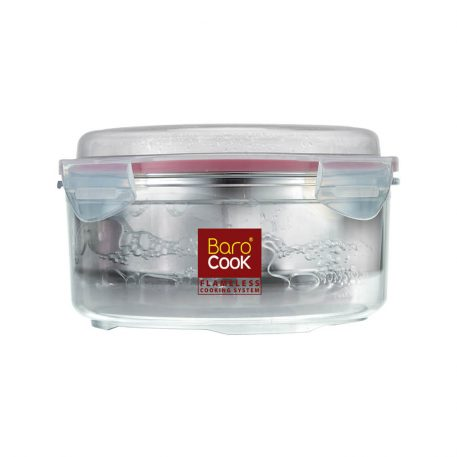 AROCOOK - BC-010 - 900ml (Round) Flameless Cooking System with Sleeve