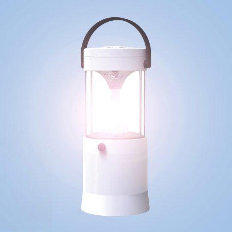 Maxell Mizusion Salt Water Lamp - In Operation